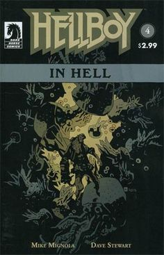 Hellboy In Hell #4 $2.54