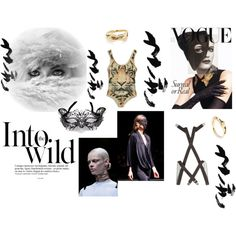 """intothewild"" by ginevradb on Polyvore"