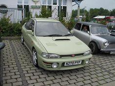 1997-1998 Subaru Impreza Service Repair Workshop Manual Download (1997 1998)