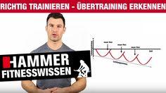 Viel hilft viel? Beim Training ist das nicht immer der Fall. Woran ihr Übertraining erkennt und wie ihr es vermeidet erklärt euch unser Fitnessexperte Dr. Moritz Tellmann. #fitness #workout #übertraining #training #video #hammer #hammersport