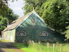 Old shed, Moordrecht The netherlands