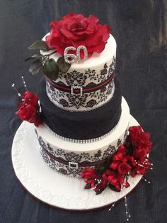 129 Best Cakes 60th Birthday Images In 2019 Birthday