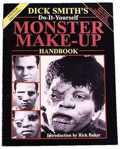 Dick Smith's Do-It-Yourself Monster Make-Up Book