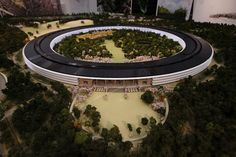 Steve Jobs' UFO-Shaped Apple HQ Almost a Reality 1