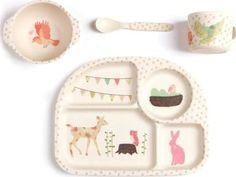 Love Mae Teatime Bamboo Baby Set `One size Details : 1 Compartment Plate, 1 Cup(s), 1 bowl, cutlery not included Fabrics : natural bamboo Plate: 21 x 27 cm Bowl: 13.5 x 11.5 x 5 cm Cup(s): 6 x 8 cm Cutlery: 13.5 cm Non toxic, Biodegradable, Co http://www.comparestoreprices.co.uk/january-2017-7/love-mae-teatime-bamboo-baby-set-one-size.asp