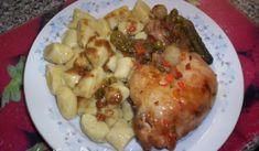 Kuře tří hořčic | recept na výborné pečené kuře Chicken, Meat, Cubs