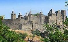 CARCASSONE - cidade medieval - incrivel !