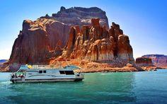 Lake Powell: Utah/Arizona - America's Best Lake Vacations   Travel + Leisure