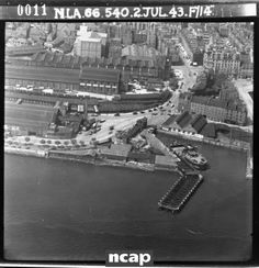 NCAP Aerial Photograph Riverside Dr, Dundee, Dundee City DD1, UK 2 July 1943