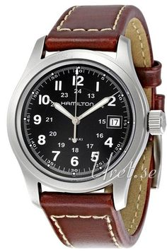 online shopping for Hamilton Khaki King Automatic Leather Strap Watch, from top store. See new offer for Hamilton Khaki King Automatic Leather Strap Watch, Timex Watches, Men's Watches, Watches For Men, Wrist Watches, Luxury Watches, Modern Watches, Fashion Watches, Hamilton Khaki King, Field Watches