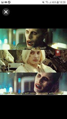 Harley And Joker Love, Joker And Harley Quinn, Joker Quotes, Movie Quotes, Harly Quinn Quotes, Harey Quinn, Joker Halloween, Jared Leto Joker, Character Quotes
