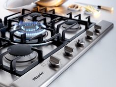 Gas Kochfeld Malerei : Electrolux grand cuisine gas hob hobs kitchens