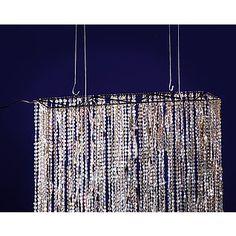 Deko LED-Lichtwand, rauchgrau & Dekoration bei DekoWoerner
