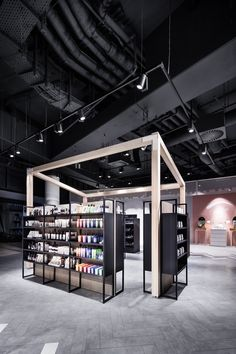 Interior design, retail design, pop up store, retail experience, retail future, Mußler Beauty by Notino by DIA Dittel Architekten