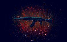 AK-47 | Red Line | WallpaperHD | CS:GO Skin