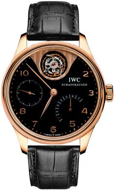 IWC Portuguese Tourbillon Mystere $94,000 - yeah, the price may be an issue