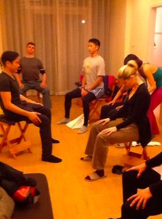 Gyrotonics workshop at Kocoon spa with Jireh Li