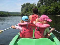 Leuk om te doen - Dordogne - kano