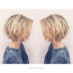 Nice Layered, Short Bob Haircut – Balayage Short Hairstyles for Women The post Layered, Short Bob Haircut – Balayage Short Hairstyles for Women… appeared first on ST ..