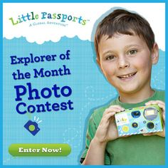 Check out this March Explorer of the Month Photo Contest