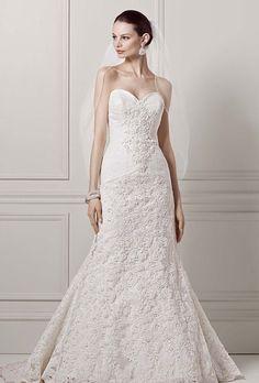 Oleg Cassini - Wedding Dress