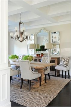 Choosing the Right Dining Chairs for your Home