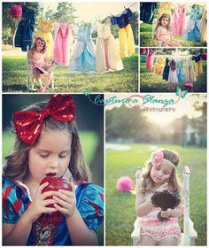A Princess Photo Session