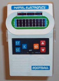 Electronic Football!