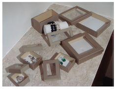 Porta jóias especiais ! Criação babipapel@gmail.com