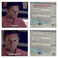 Hahaha #Dexter