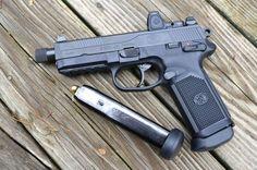 FN FNX | Best Handguns You Will Ever Need | https://guncarrier.com/best-handguns/