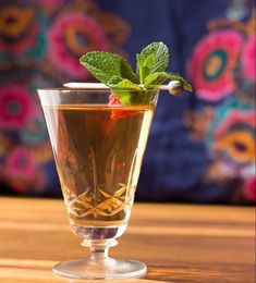 Marrakech Mule - Taste and Tipple - Ottawa Food Blogger