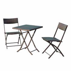 details about vintage bistro set patio furniture set table and 2