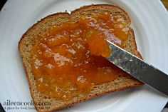Make this instant pot peach jam and enjoy homemade jam from fresh summer peaches for months!