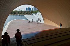 Gran Teatro Poly, Shanghai, China - Tadao Ando - © Shigeo Ogawa