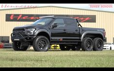 2018 Ford Raptor Velociraptor 6×6 Is a True Beast (VIDEO) - Ride Brotherhood