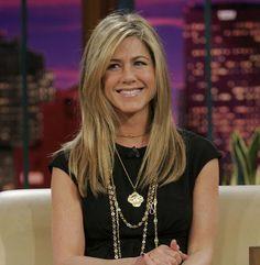 Jennifer Aniston necklaces