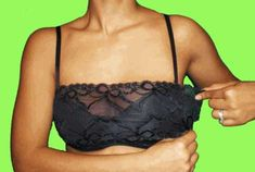 Transformer Lingerie - Cover Cleavage With a 'Figs' Bra.  Hmm, wonder if I could make something similar.