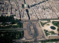 Place la Concorde et l'Eglise de La Madeleine