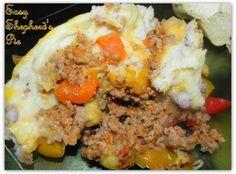 Easy Shepherd's Pie w/Ground Turkey Recipe