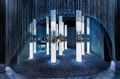 Van Cleef & Arpels by Jouin Manku: 2016 Best of Year Winner for Exhibition