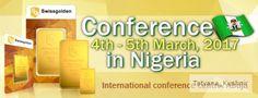 """Конференция """"Swissgolden"""" в Нигерии    Уважаемые клиенты компании """"Swissgolden""""!   Мы рады сообщить вам, что совсем скоро с 4 по 5 марта 2017 года в городе Abuja (Нигерия) пройдет конференция партнеров """"Swissgolden""""!    В конференции будут участвовать: - Директор компании Ксения Крегер, - международный лидер 10-го уровня Елена Бойчук, - а также международные и региональные лидеры компании.   Все участники конференции будут иметь возможность рассказать о своем золотом успехе и поделиться…"""