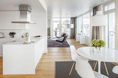 Skandinaavinen keittiö, Etuovi.com Asunnot, 55f7b771e4b0288996185866 - Etuovi.com Sisustus