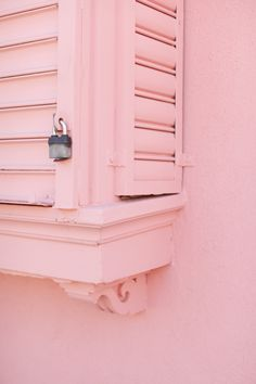 Pink Walls | GREASE & GLAMOUR