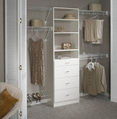 43 Organized Closet Ideas - Dream Closets_34