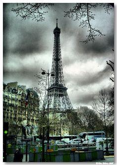 A really gorgeous one. Paris By Vitor Ribeiro