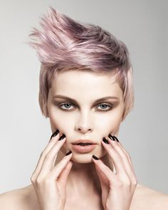 KH Hair Collection 2015 #khhair #collection2015 #trends #hairtrend #haircuts #стрижки #styling #стайлинг #тренды #haircolor  Hair: KH Hair Art Team Make-Up: Maddie Austin Styling: Claire Frith Photography: Jack Eames http://vk.com/ah_styles