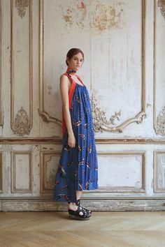 Tsumori Chisato Ready To Wear Spring Summer 2016 Paris - NOWFASHION