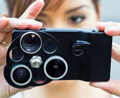 iPhone Lens Dialer