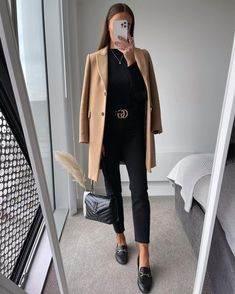 Classy Work Outfits, Classy Casual, Business Casual Outfits, Professional Outfits, Office Outfits, Mode Outfits, Stylish Outfits, Work Outfit Casual, Elegantes Business Outfit